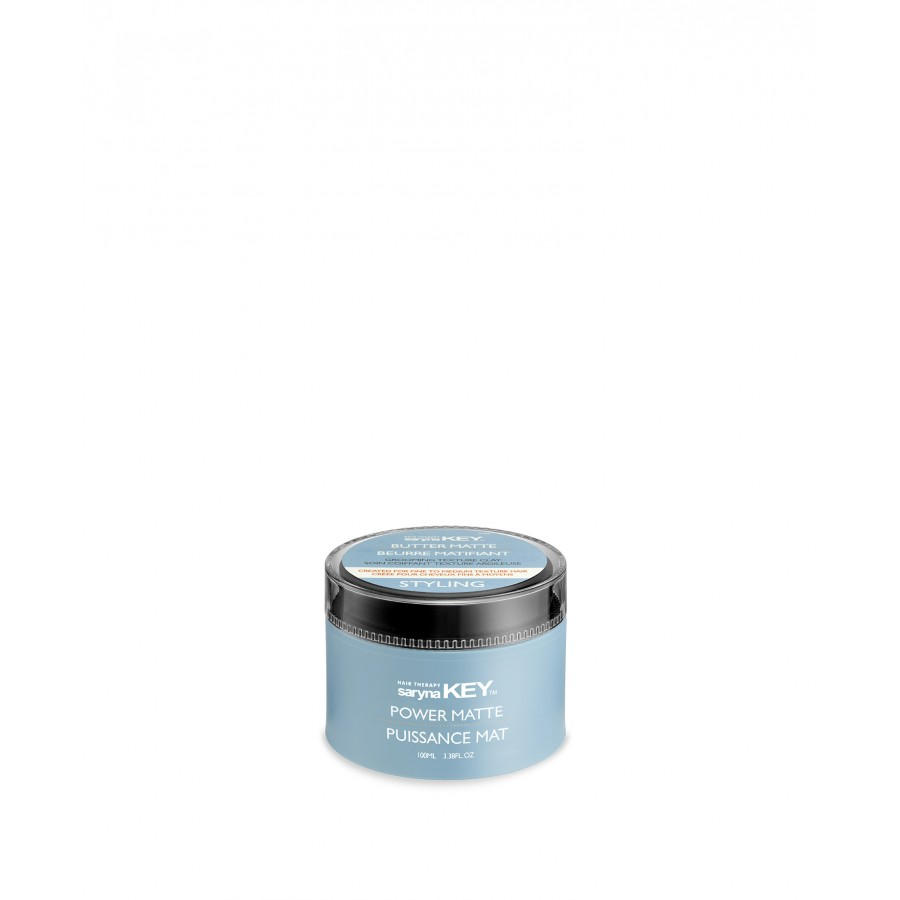 POWER MATTE STYLING WAX